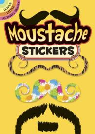 Moustache Stickers -- Paperback
