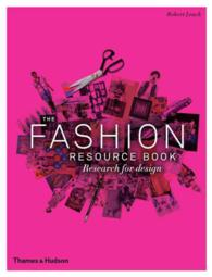 The Fashion Resource Book : Research for Design