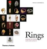 Rings : Jewerly of Power, Love and Loyalty (Reprint)