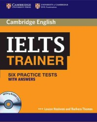 Ielts Trainer Practice Tests with answers and Audio Cds