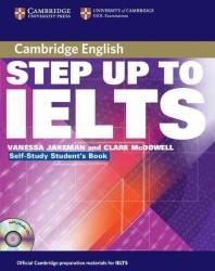 Step Up to Ielts Self-study Pack. (BK&CD-ROM)