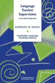 Language Teacher Supervision.