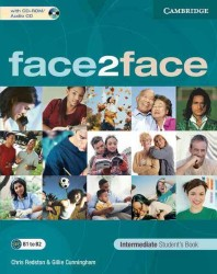 face2face Intermediate Student's Book with Cd-rom and Audio Cd. (BK&CD-ROM)