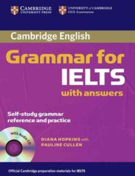 Cambridge Grammar for Ielts Student's Book with Answers and Audio Cd. (PAP/COM)