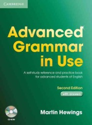 Advanced Grammar in Use with CD Rom. 2nd ed.