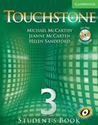 Touchstone Student's Book 3 with Audio Cd/cd-rom.