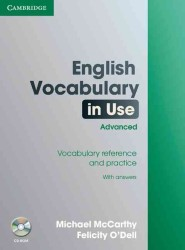 English Vocabulary in Use Advanced with Answers and Cd-rom.