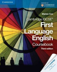 Cambridge IGCSE First Language English Coursebook (3RD)