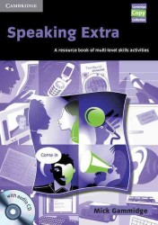 Speaking Extra Book and Audio CD Pack: a Resource Book of Multi-level Skills Activities. (BOOK & CD)