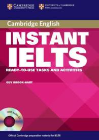 Instant Ielts Pack: Ready-to-use Tasks and Activities. (BOOK & CD)