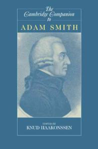 The Cambridge Companion to Adam Smith (Cambridge Companions to Philosophy)