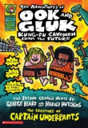 The Adventures of Ook and Gluk, Kung-fu Cavemen from the Future (Adventures of Ook and Gluk)