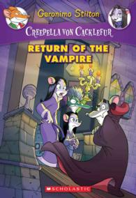 Return of the Vampire (Creepella Von Cacklefur)