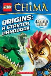 Origins : A Starter Handbook (Lego Legends of Chima)