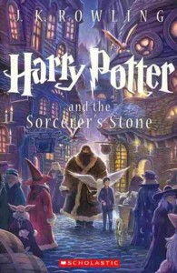 Harry Potter and the Sorcerer's Stone (Harry Potter) (Reprint)