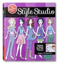 My Style Studio : Design & Trace Your Own Fashions (BOX CSM NO)