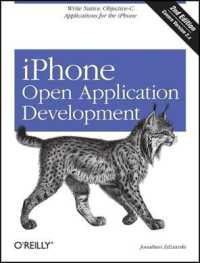 iPhone Open Application Development (2ND)