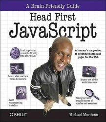 Head First JavaScript (Brain-friendly Guides)