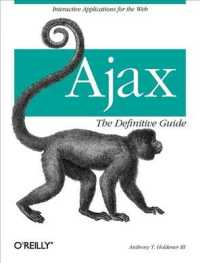 Ajax : The Definitive Guide