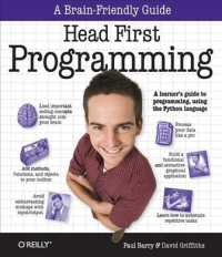 Head First Programming : A Learner's Guide to Programming, Using the Python Language (Head First)