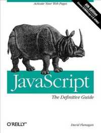 Javascript: the Definitive Guide (Definitive Guides) (6TH)