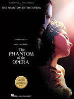The Phantom of the Opera : Piano Vocal Selections from the Block Buster Movie