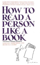 How to Read a Person Like a Book (Reissue)