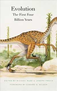 Evolution : The First Four Billion Years