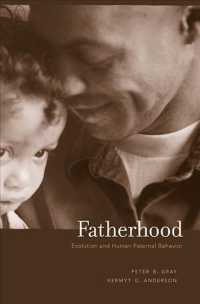 �N���b�N����ƁuFatherhood : Evolution and Human Paternal Behavior�v�̏ڍ׏��y�[�W�ֈړ����܂�