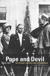 �N���b�N����ƁuPope and Devil : The Vatican's Archives and the Third Reich�v�̏ڍ׏��y�[�W�ֈړ����܂�
