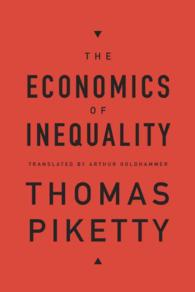The Economics of Inequality (TRA)