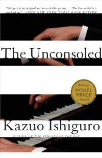 The Unconsoled (Reprint)