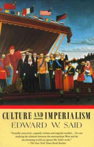 Culture and Imperialism (Reprint)