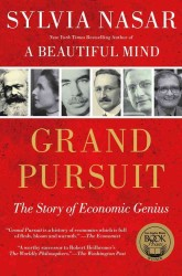 �N���b�N����ƁuGrand Pursuit : The Story of Economic Genius�v�̏ڍ׏��y�[�W�ֈړ����܂�
