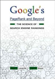 Google's Pagerank and Beyond : The Science of Search Engine Rankings