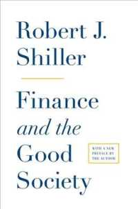 Finance and the Good Society (Reprint)