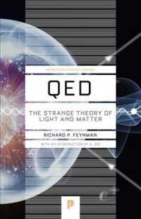 Qed : The Strange Theory of Light and Matter (Princeton Science Library)