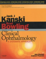 Clinical Ophthalmology: A Sysematic Approach - International Edition