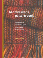 Handweaver's Pattern Book : An Illustrated Reference to over 600 Fabric Weaves -- Spiral bound