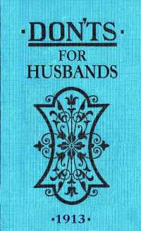 Don'ts for Husbands (MIN)