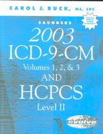 �N���b�N����ƁuSaunders 2003 Icd-9-Cm, and Hcpcs, Level II�v�̏ڍ׏��y�[�W�ֈړ����܂�