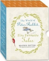 World of Peter Rabbit Five Favourite Tales from Beatrix Potter -- Hardback