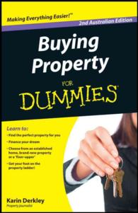Buying Property for Dummies : Australian Edition (For Dummies (Business & Personal Finance)) (2ND)