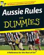 Aussie Rules for Dummies (2ND)