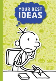 Diary of a Wimpy Kid Writer's Notebook (NTB)