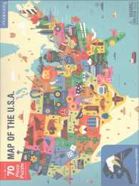 Map of the U.S.A. Puzzle (BOX PZZL)
