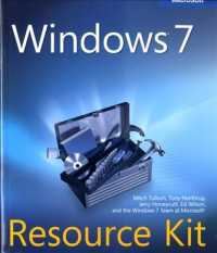 Windows 7 Resource Kit (1 PAP/CDR)