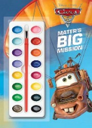 Mater's Big Mission (Disney/pixar Cars 2) (ACT CLR CS)