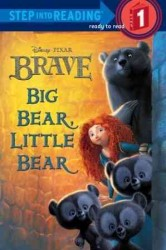 Big Bear, Little Bear (Step into Reading. Step 1)
