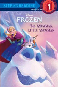 Big Snowman, Little Snowman ( DISNEY FROZEN ) (Step into Reading. Step 1)